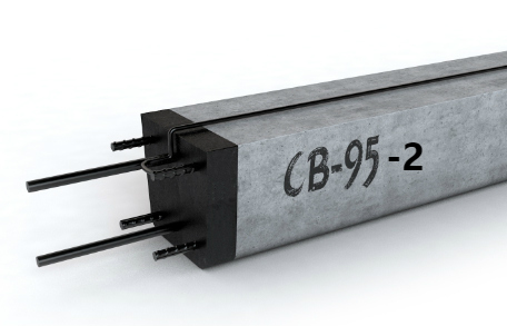 Железобетонная опора СВ 95-2