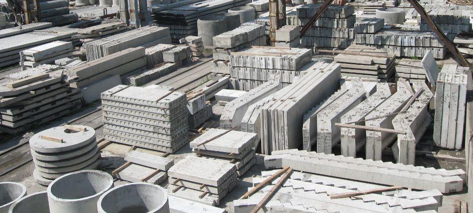 Железобетонные колонны промышленного производства